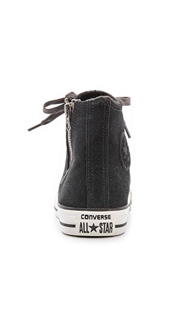 Converse Chuck Taylor All Star Side Zip Sneakers