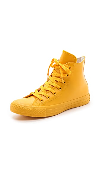 Converse Rubber Coated Chuck Taylor All Star Sneakers