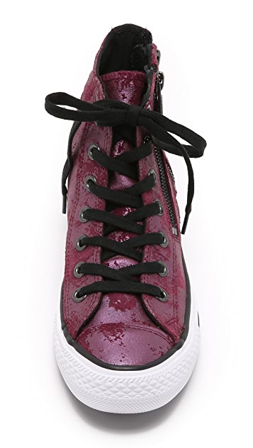 Converse Chuck Taylor All Star Dual Zip High Top Sneakers