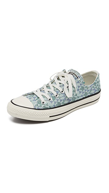 Converse Chuck Taylor All Star Raffia Sneakers