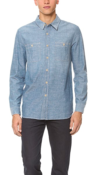 Coast-Wide Midnight Lights Limited Edition Woven Shirt