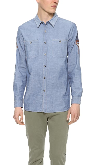 Coast-Wide Mystic Rays Limited Edition Woven Shirt