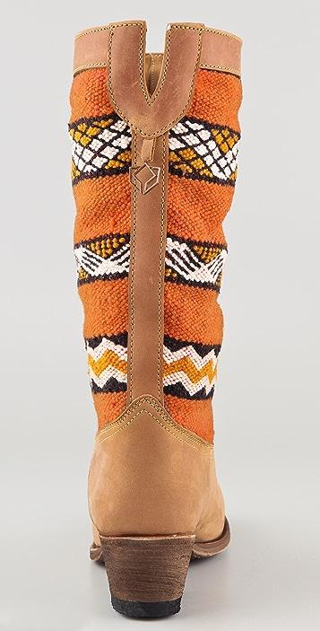 Cobra Society Alcazar Boots