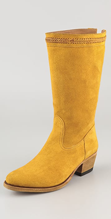 Cobra Society Alcazar Suede Boots