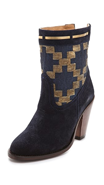 Cobra Society Canon High Heel Booties