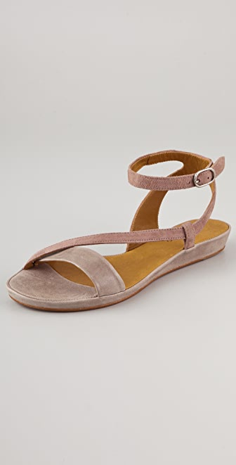 Coclico Shoes Rayne Asymmetrical Sandals