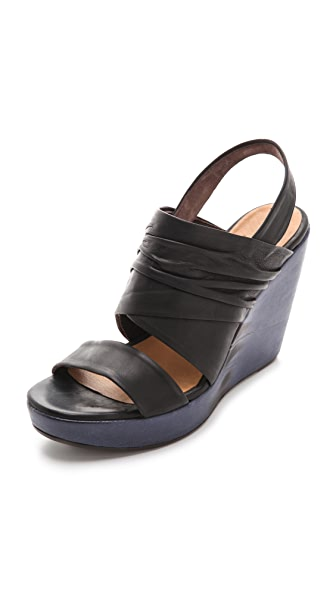 Coclico Shoes Lolita Wedge Sandals