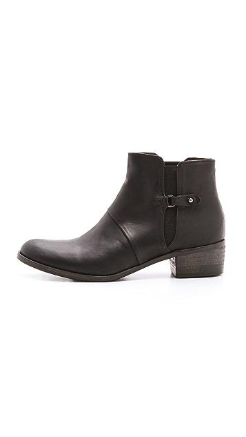 Coclico Shoes Ursula Low Heel Booties
