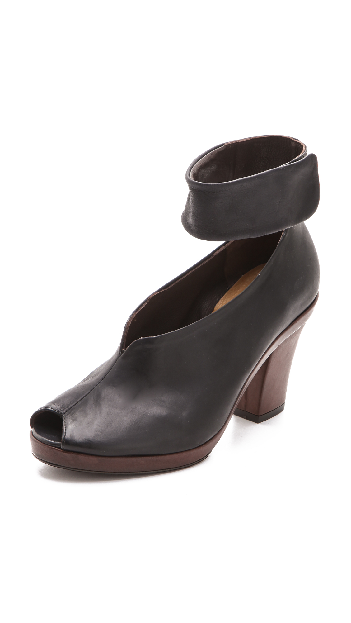 dab88919db14dc Coclico Shoes Edith Mid Heel Booties