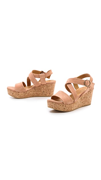 Coclico Shoes Mel Wedge Sandals
