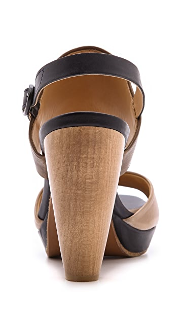 Coclico Shoes Frey Slingback Sandals