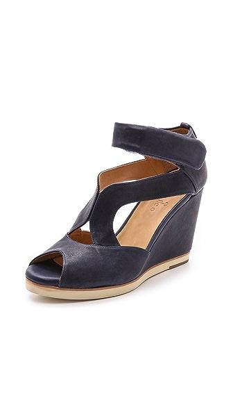 Coclico Shoes Noren Wedge Sandals