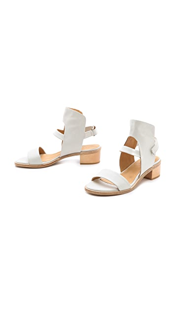Coclico Shoes Tyrion Low Heel Sandals