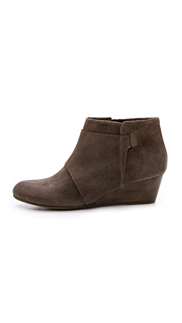 Coclico Shoes Katrianne Wedge Booties