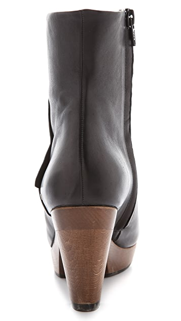 Coclico Shoes Natali Clog Sole Booties