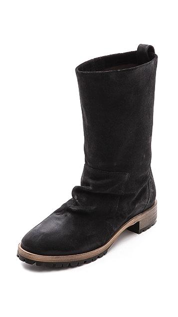 Coclico Shoes Odo Lug Sole Suede Boots