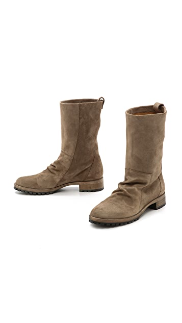Coclico Shoes Odo Lug Sole Suede Boots