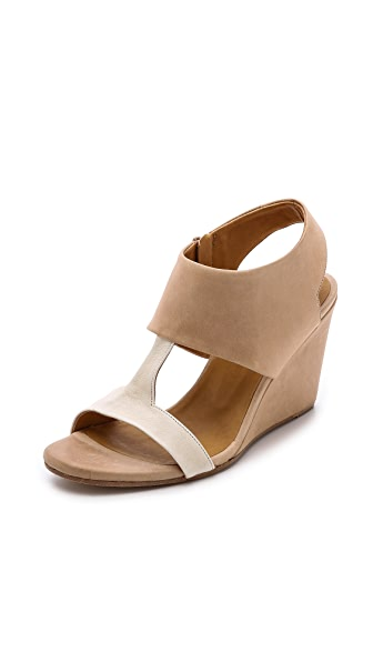 Shop Coclico Shoes online and buy Coclico Shoes Jojo Wedge Sandals Adrar/Glow shoes online