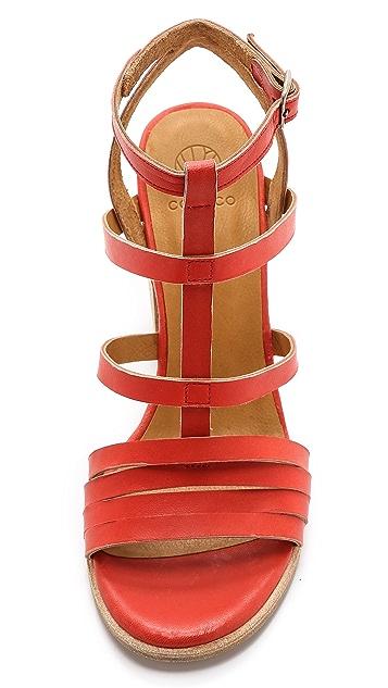 Coclico Shoes Cat Block Heel Sandals