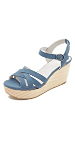 Ephedra Wedge Sandals                Coclico Shoes