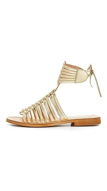 Cocobelle Ibiza Gladiator Sandals