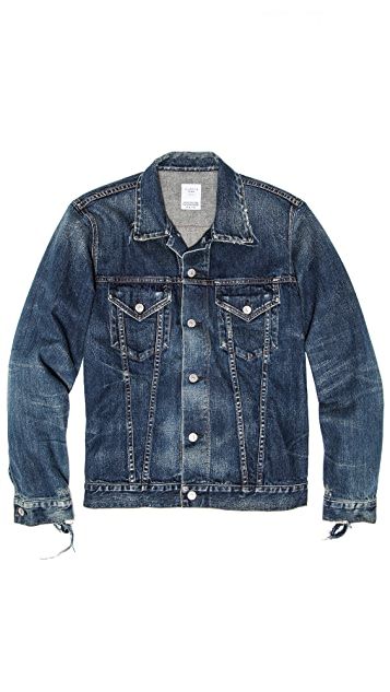 C of H Man Wilkes Classic Jacket
