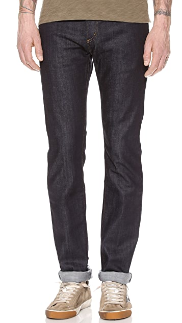 C of H Man Core Slim Straight Jeans