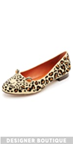 Feral Flats                Charlotte Olympia