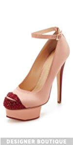 Kiss Me Dolores Pumps                Charlotte Olympia