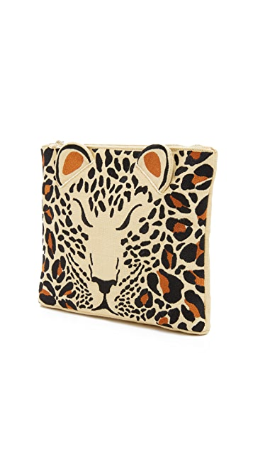 Charlotte Olympia Feral Pouch