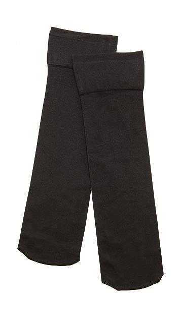 Commando Ultimate Opaque Matte Socks