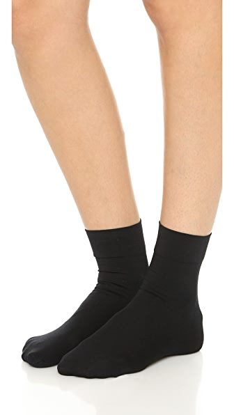 Commando Ultimate Opaque Matte Ankle Socks