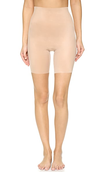 Commando Featherlight Control Shorts - True Nude