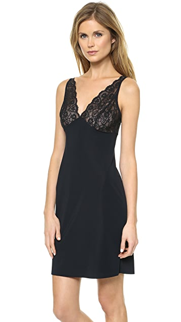 Commando Lace Slip