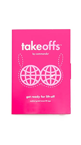 Commando Breast Life Tape