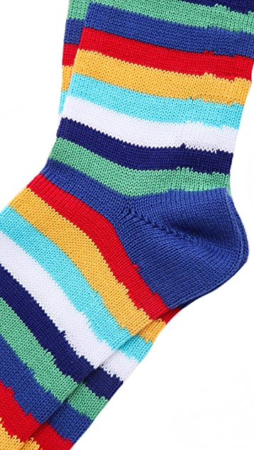 Corgi William Stripe Socks