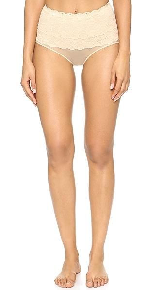 Cosabella NSN Sexy Shaper Bikini Briefs In Blush
