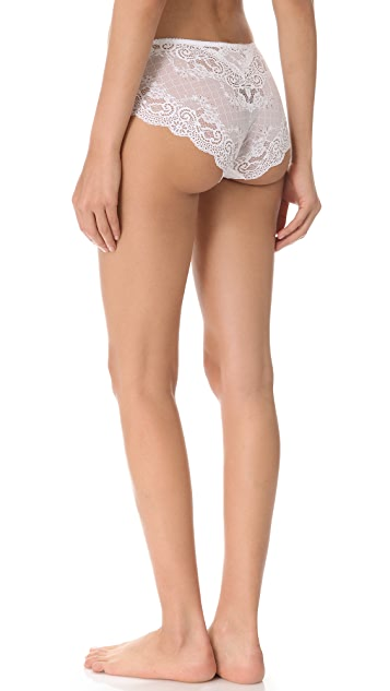 Cosabella Thea High Cut Bikini Briefs