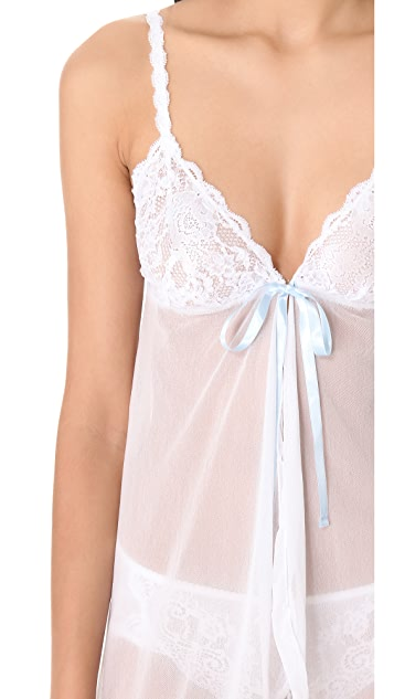 Cosabella Never Say Never Baby Doll Chemise
