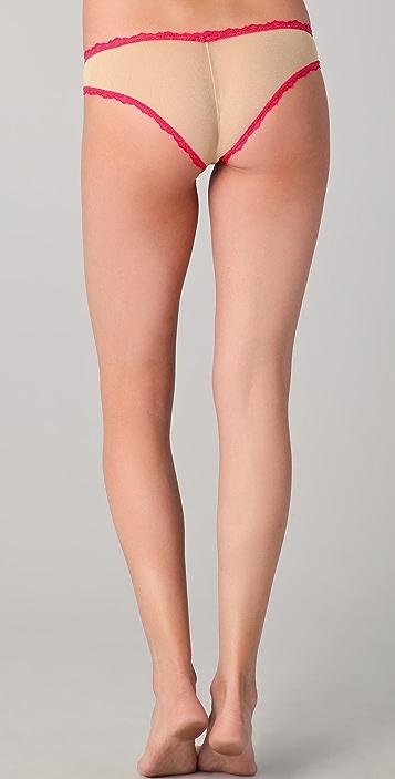 Cosabella Celine Low Rise Hot Pants