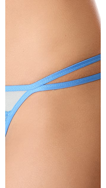 Cosabella Elise Low Rise Thong