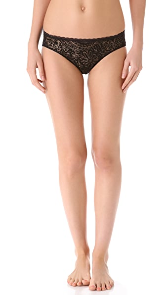 Cosabella Devore Low Rise Bikini Briefs