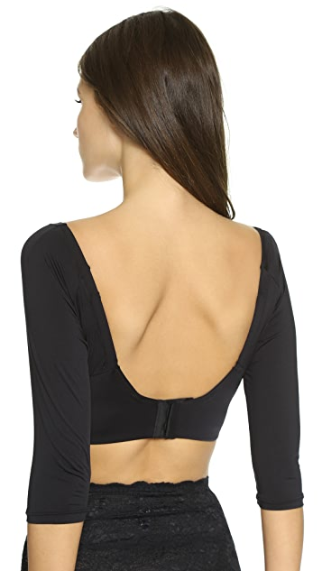 Cosabella Betsy Push Up Bra Top