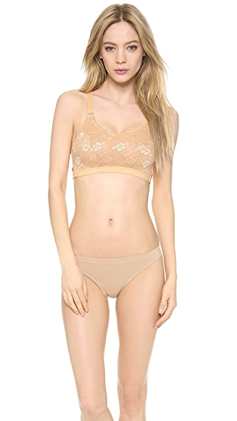 Cosabella Lace Racer Back Sports Bra