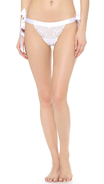 Cosabella Fetherston Low Rise Thong