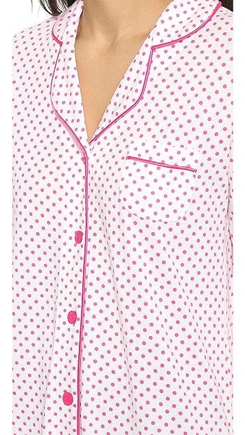 Cosabella Bella Dot Sleep Shirt
