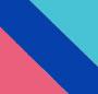 Anthracite/Cobalt/Pink/Barbado