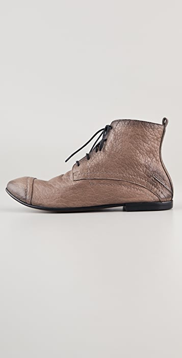 CoSTUME NATIONAL Lo Ankle Booties