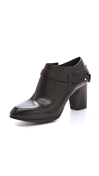 CoSTUME NATIONAL Wraparound Ankle Booties
