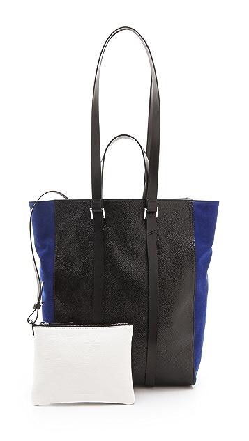 CoSTUME NATIONAL Tokyo Shopping Handbag